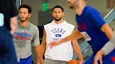 Ben Simmons' limited engagement in return to Philadelphia is leading to a circus act