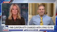 Jim Jordan calls out Washington's 'game': 'When is someone going to jail for all this stuff?'
