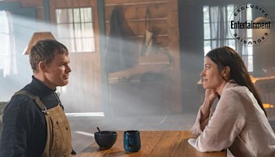 Jennifer Carpenter on returning for Dexter: New Blood : 'I wanted to come back and haunt him'