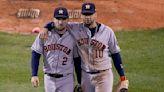 Astros awaken for 7 in 9th, beat Boston 9-2 to tie ALCS 2-2
