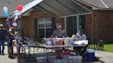 Assisted living residents live it up during reunion event