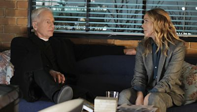 'NCIS': Maria Bello's Final Episode Ends With a Bittersweet Goodbye