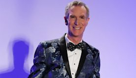 Bill Nye Danced Down A Runway To Lizzo's 'Juice' For NYFW & He Was 'Good As Hell' | SL100