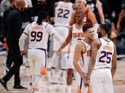 太陽橫掃金塊晉級 今日NBA季後賽戰績