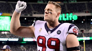 Report: Here's The Runner Up In The J.J. Watt Sweepstakes
