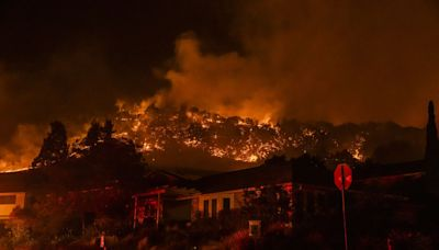 California's Miserable Year Ending In Drought, Fire and Lockdowns