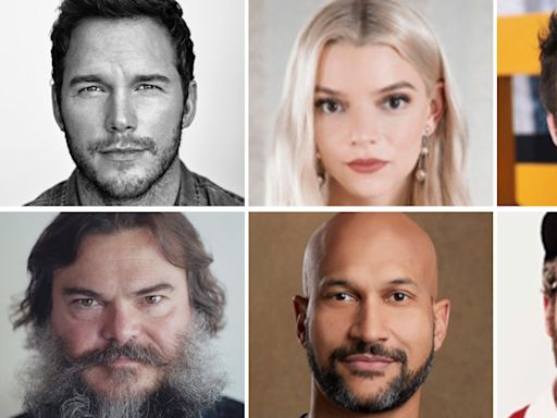Super Mario Bros. Animated Pic Sets Cast: Chris Pratt As Mario, Charlie Day As Luigi, Anya Taylor-Joy ...