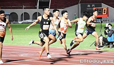全運會/林昱堂百米同場對決楊俊瀚 大驚喜獲銅:本只想跑一趟