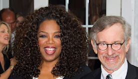 Oprah, Spielberg surprise college grads with heartfelt commencement speeches on John Krasinski's web show