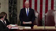 Congress certifies Biden win hours after Capitol chaos