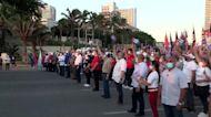 El Gobierno cubano convoca a miles de personas para sacar músculo ante las protestas