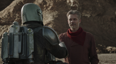 The Mandalorian: Turns out we've met Timothy Olyphant's Star Wars character before