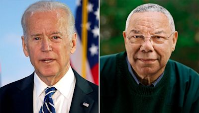 Joe Biden, Jimmy Carter and Other Former Presidents Remember Colin Powell: 'Unmatched Honor and Dignity'