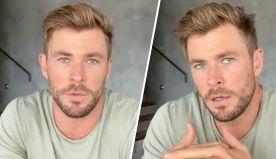 Chris Hemsworth Is Offering Free Guided Meditations For Kids to Help With Stress and Anxiety