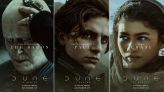 Chani? Stilgar? Paul?!? Who's who in the new Dune character posters