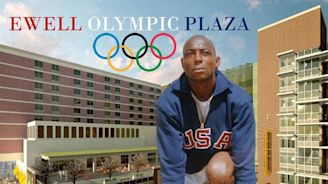 Public art board recommends renaming Lancaster Square for Olympian Barney Ewell