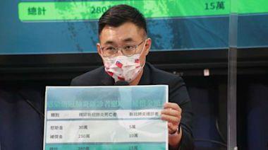 逾450人因疫情喪命 國民黨主張蔡政府應給每人250萬補償金