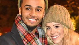 Aston Merrygold and fiancée Sarah Richards reveal they're expecting second child in ADORABLE video - exclusive