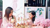 甜蜜滋味:與媽媽走入粉紅森林歎下午茶 - 20210504 - 副刊