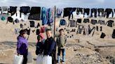 人權團體﹕敘利亞霍爾營區每週兩名兒童喪生