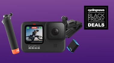 GoPro Hero 9 camera cut by over a third in Black Friday sales