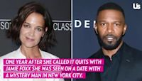 Katie Holmes Steps Out to Dinner With New York Chef Emilio Vitolo