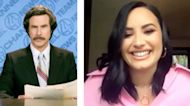 Finish The Will Ferrell Movie Quote: Demi Lovato Vs. Kelly Clarkson