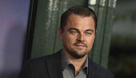 Leonardo DiCaprio Takes a Volleyball to the Face in Malibu