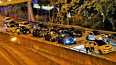 警「隱形戰車」反黑夜賽車 長沙灣施布袋陣 扣查九車