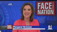 Margaret Brennan On American Jobs Plan, Rising COVID Cases Among Young People