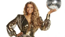 Tyra Banks Teaches 'DWTS' Celebs How to Smize in Sneak Peek of Week 2 Cold Open -- Watch!