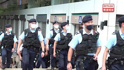 蕭澤頤:上半年罪案減4.6% 需留意暴力事件地下化 - RTHK
