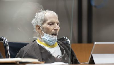 Robert Durst on a ventilator after contracting COVID-19, his lawyer says