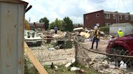 Emotional toll of deadly NW Baltimore explosion