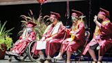 'The Places You'll Go': Moses Lake High School honors 2021 PALS Club graduates on stage