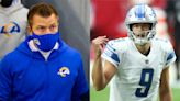 Sean McVay on working with Matthew Stafford: 'Really been a great collaboration'