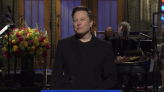 Elon Musk gets off to rocky start in SNL monologue, including false claim about being first host with Asperger's