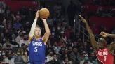 Clippers' productive bench trio meshed in preseason workouts