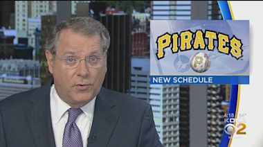 Pirates 2020 Schedule Released