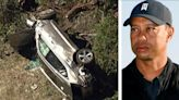 Tiger Woods crash report revealed: Speeding at 87mph – and he did not apply brakes