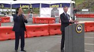Local politicians weigh in on Gov. Newsom's plans to reopen