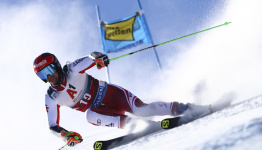 Austrian skier Leitinger takes surprise lead in WCup opener