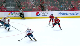Anthony Mantha with a Goal vs. Colorado Avalanche