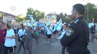 Thousands of Israelis Take Part in Controversial Right-Wing Flag March in Jerusalem