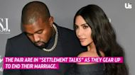 Kim and Kanye's Kids 'Don't Know Anything' About Marriage Trouble