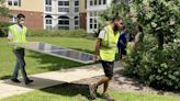 Retirement community installs first solar panels in shift toward sustainability - The Independent Florida Alligator