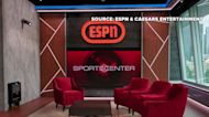 First look at new ESPN studio in Las Vegas