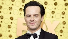 "'Fleabag's' Andrew Scott Reacts to His First Golden Globe Nomination and the ""Hot Priest"" Sensation"