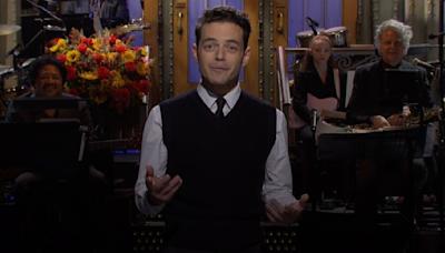 Saturday Night Live recap: Rami Malek makes the case for villains, and, surprise, Daniel Craig!