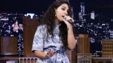 Watch Alessia Cara impersonate Ariana Grande, Billie Eilish, and more while singing 'Bad Guy'